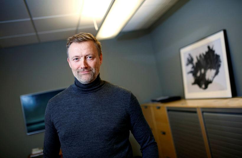Leifur Dagfinsson at True North.