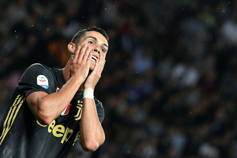 Cristiano Ronaldo er sakaður um nauðgun.