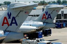 FL Group hefur selt mestallan hlut sinn í American Airlines.