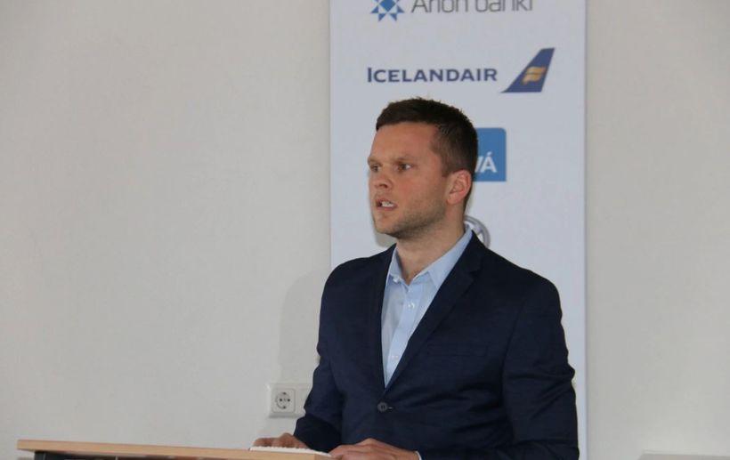 Birgir Sverrisson, framkvæmdastjóri Lyfjaeftirlits Íslands.