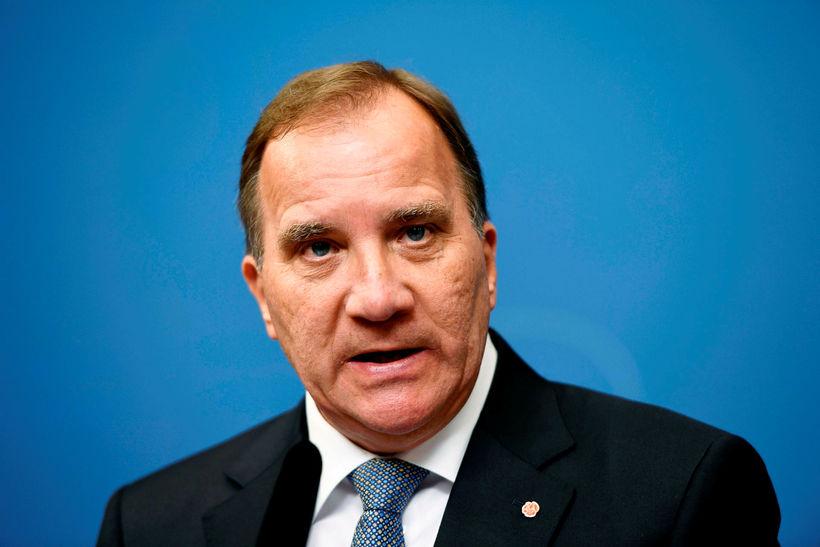 Stefan Löfven.