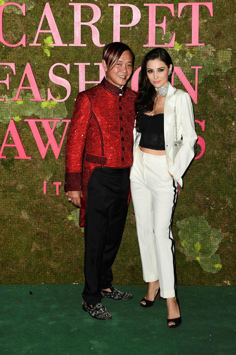 Stephen Hung og Deborah Valdez Hung.