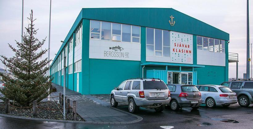 Hús Sjávarklasans á Grandagarði í Reykavík.