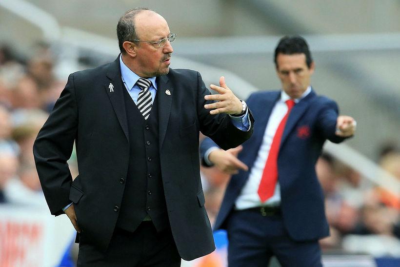 Rafa Benitez gæti farið til Kína.