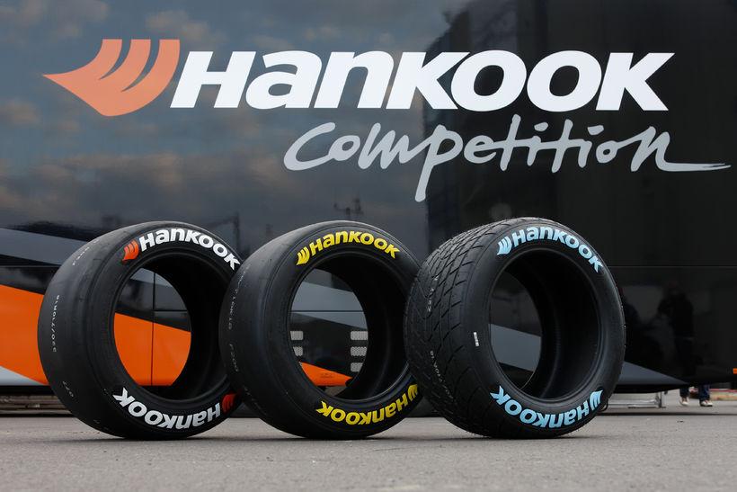 Hankook mun veita Pirelli keppni frá og með 2020.