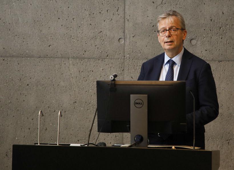 Jón Atli Benediktsson, rektor Háskóla Íslands, segir að skilaboðunum hafi ...