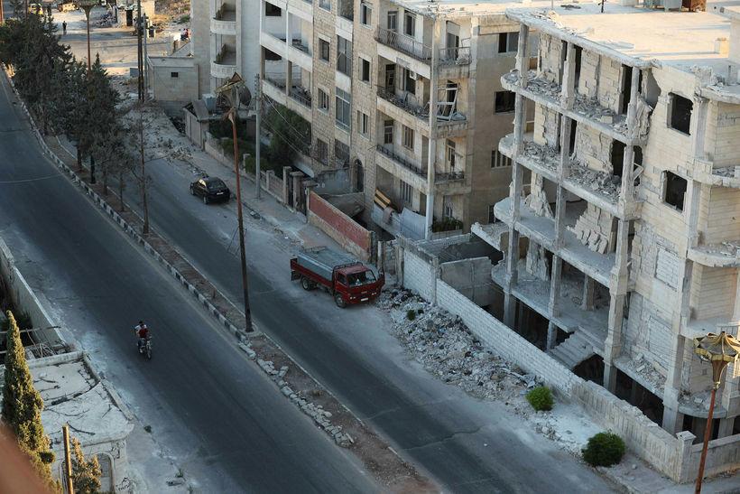 Borgin Idlib.