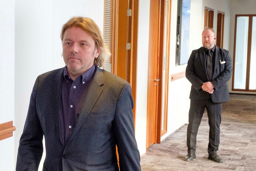 Jón Ásgeir Jóhannesson kaupsýslumaður.