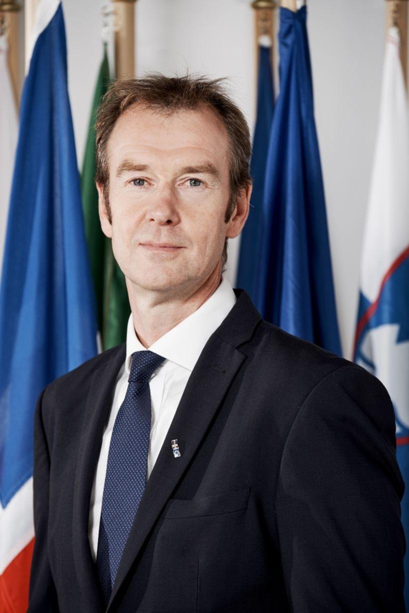 Michael Mann, yfirmaður sendinefndar ESB á Íslandi.
