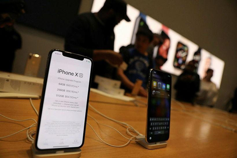 Apple var stór viðskiptavinur hjá Super Micro og var að ...