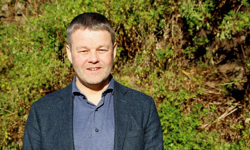 Sigfús Ingi Sigfússon, sveitastjóri í Skagafirði.