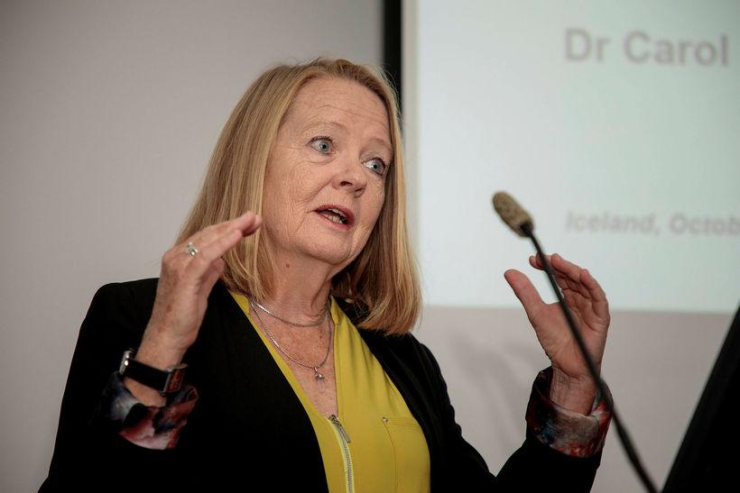 Dr. Carol Turley segir að grípa þurfi til aðgerða og ...