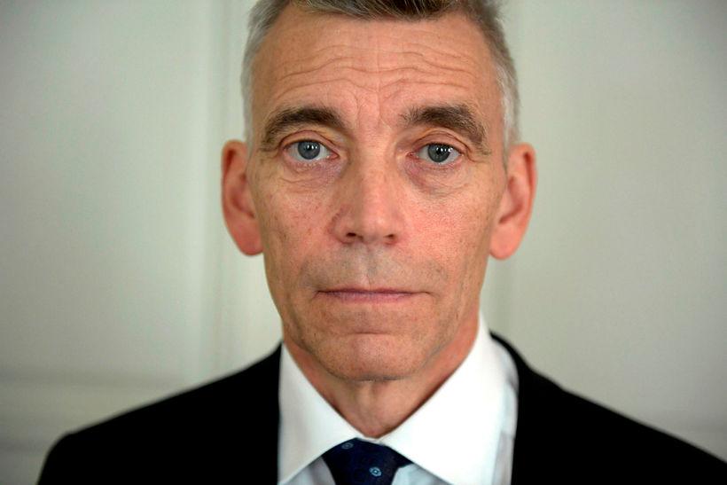 Dómarinn Eric M Runesson.