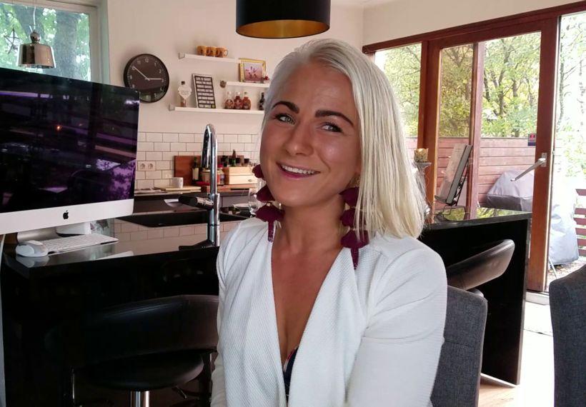 Mari Järsk hefur búið á Íslandi í 13 ár.