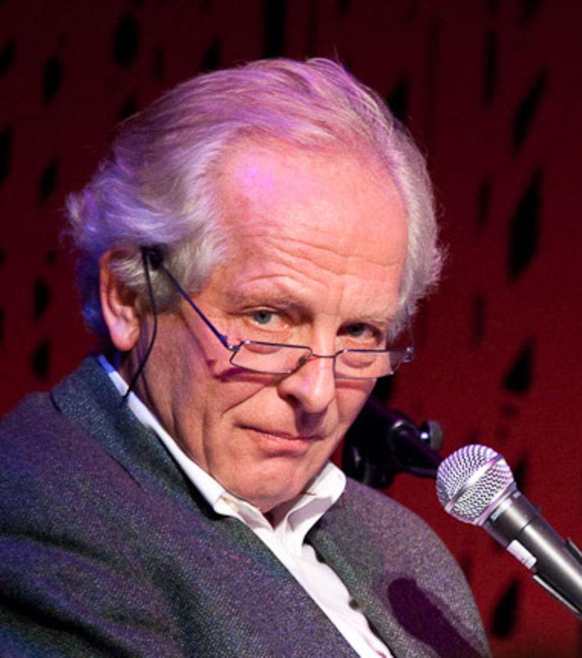 William Nygaard, útgefandi bókar Salman Rushdie, Söngvar Satans, í Noregi.