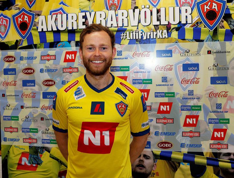 Steinþór Freyr Þorsteinsson.