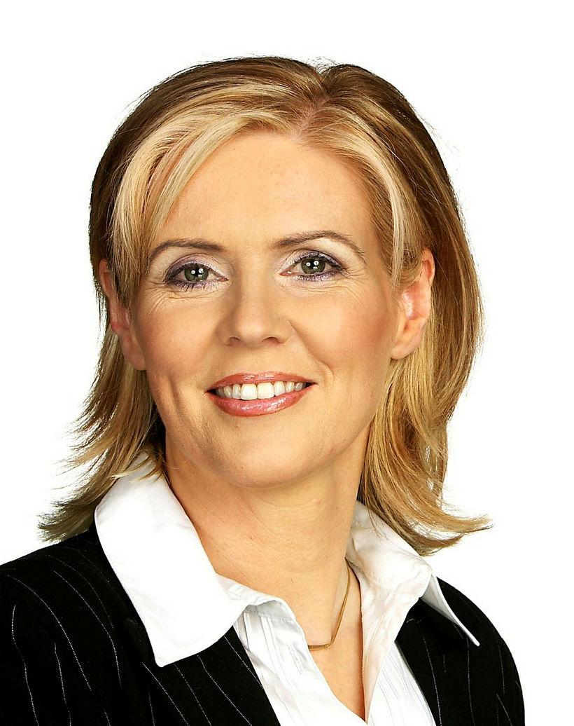 Bjartey Sigurðardóttir talmeinafræðingur og sérkennari.