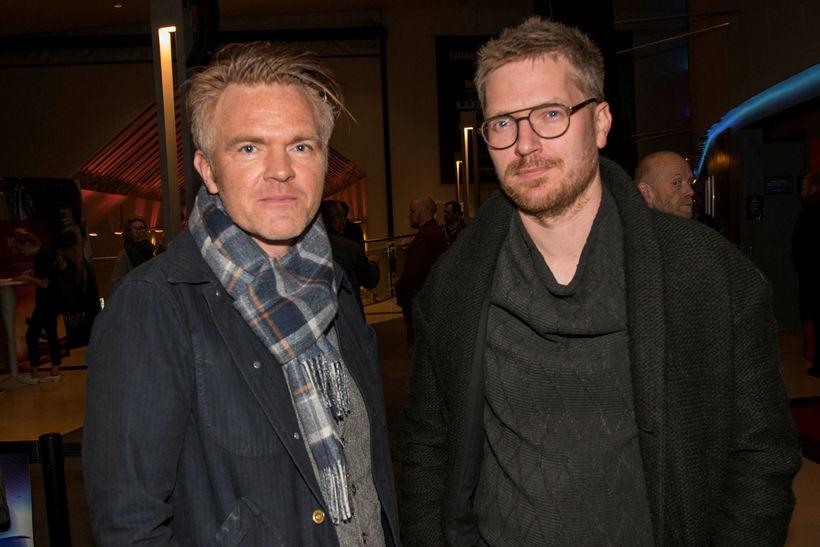 Jónas Sigurðson og Jónatan Grétarsson.