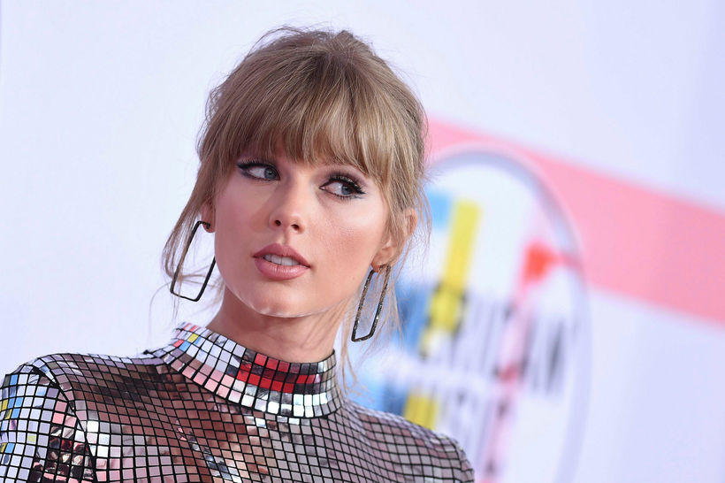 Taylor Swift mælir með að fólk skrifi frá sér sambandið.