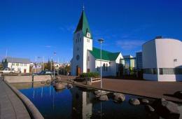 Hafnarfjarðarkirkja.