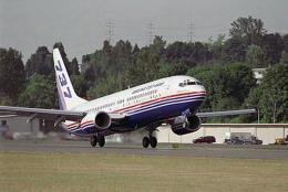 Boeing 737-800 flugvél.