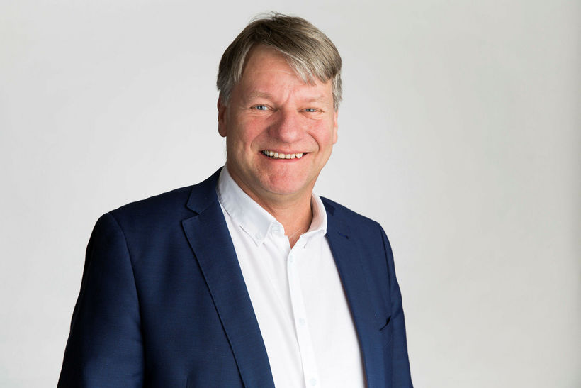 Björn Gíslason borgarfulltrúi Sjálfstæðisflokksins.