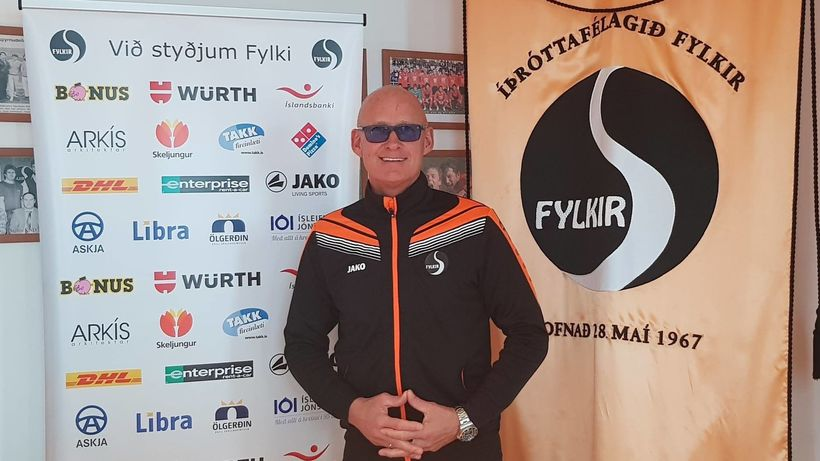 Þorsteinn Magnússon.