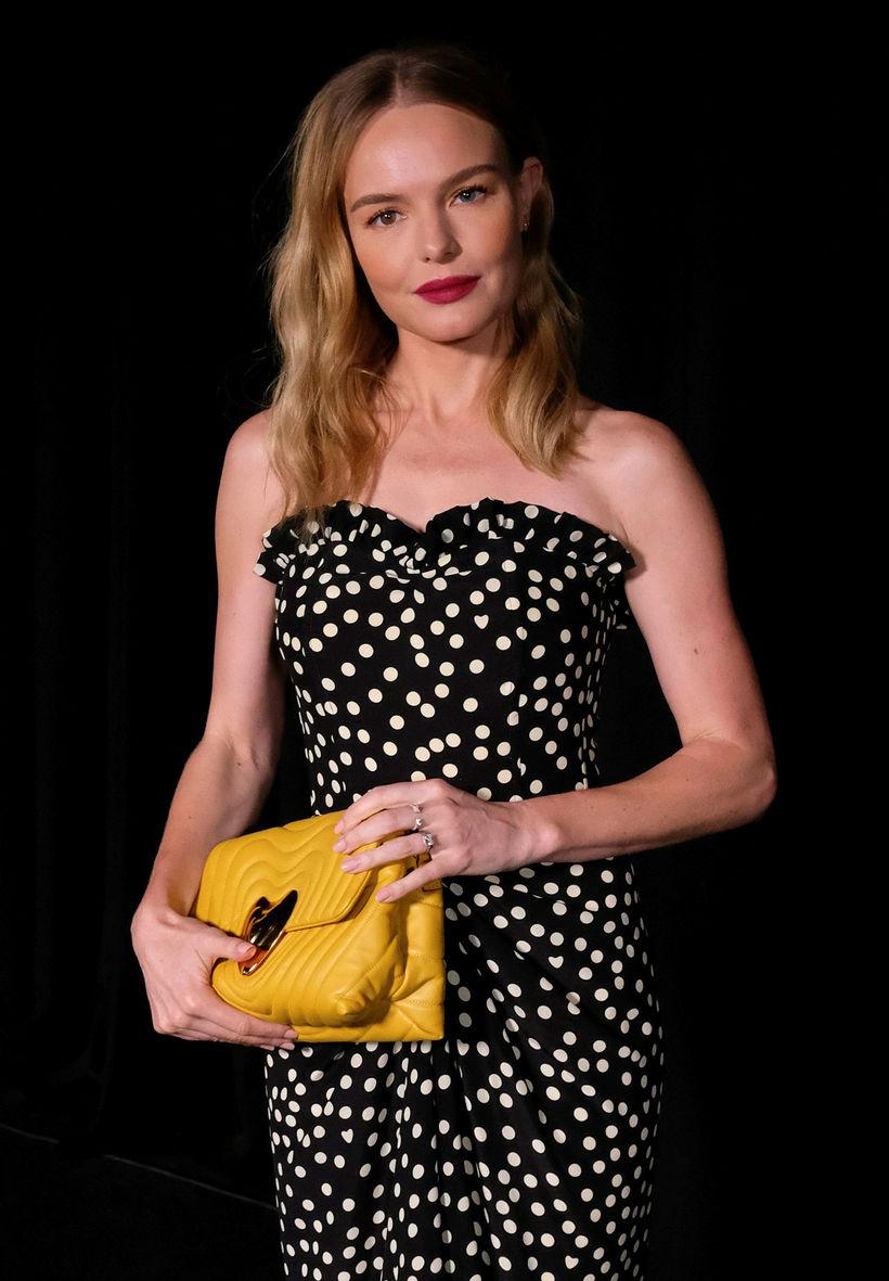 Kate Bosworth er meðal þeirra stjarna sem Mark Townsend aðstoðar.