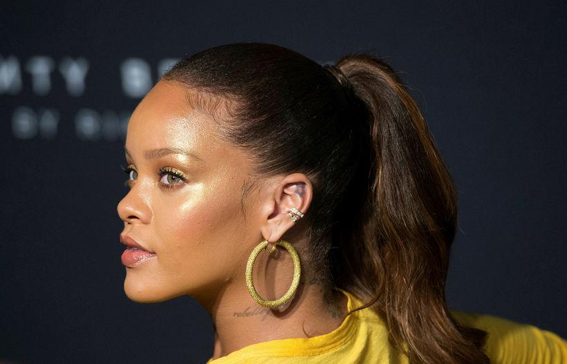 Rihanna vildi ekki koma fram í hálfleik Ofurskálarinnar.