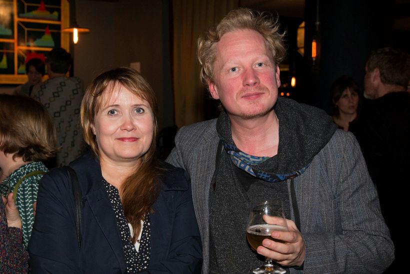 Helga Björg Ragnarsdóttir, Valur Brynjar Antonsson