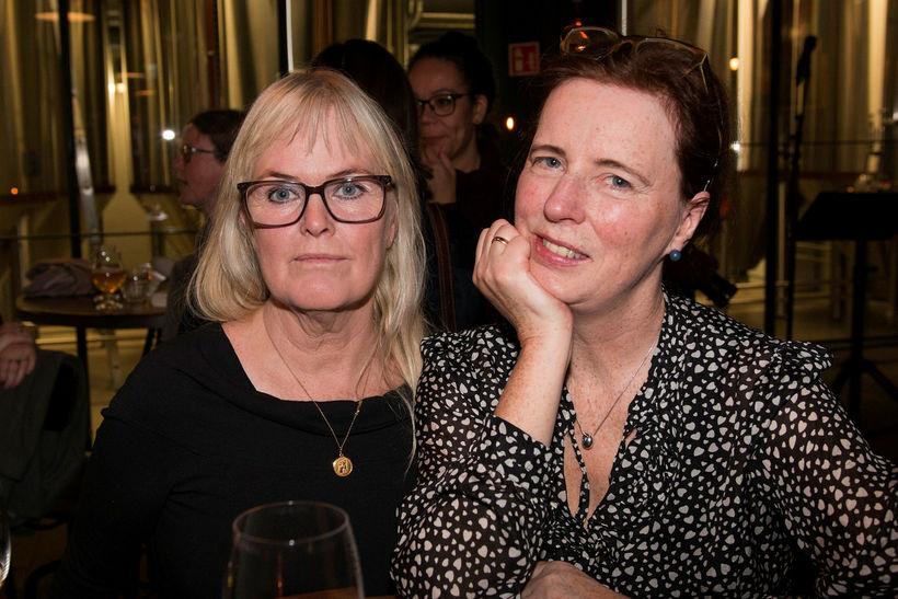 Lára Helga, Friðbjörg Ingimarsdóttir