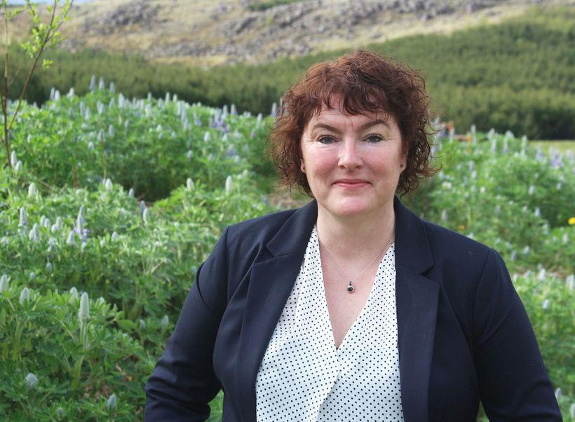 María Rúnarsdóttir, formaður Félagsráðgjafafélags Íslands.