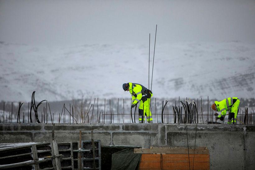 Fjöldi hótela hafa verið byggð og verið í byggingu síðustu ...