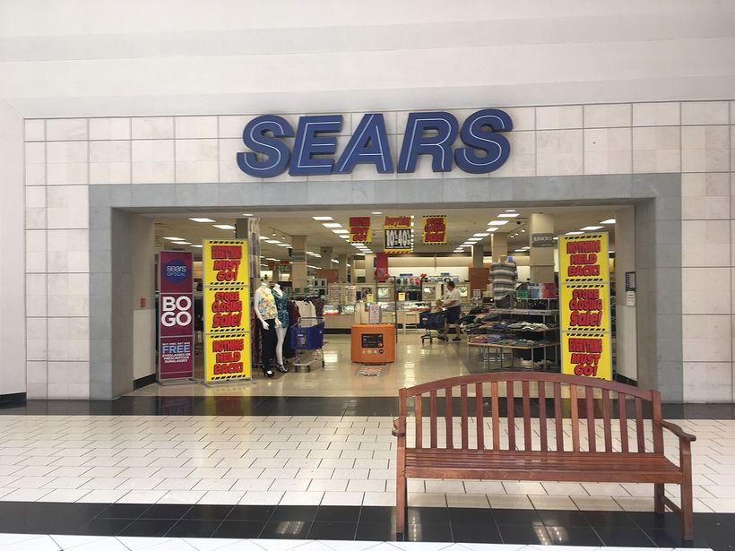 Sears-verslun.