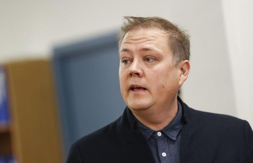 Breki Karlsson, formaður Neytendasamtakanna..