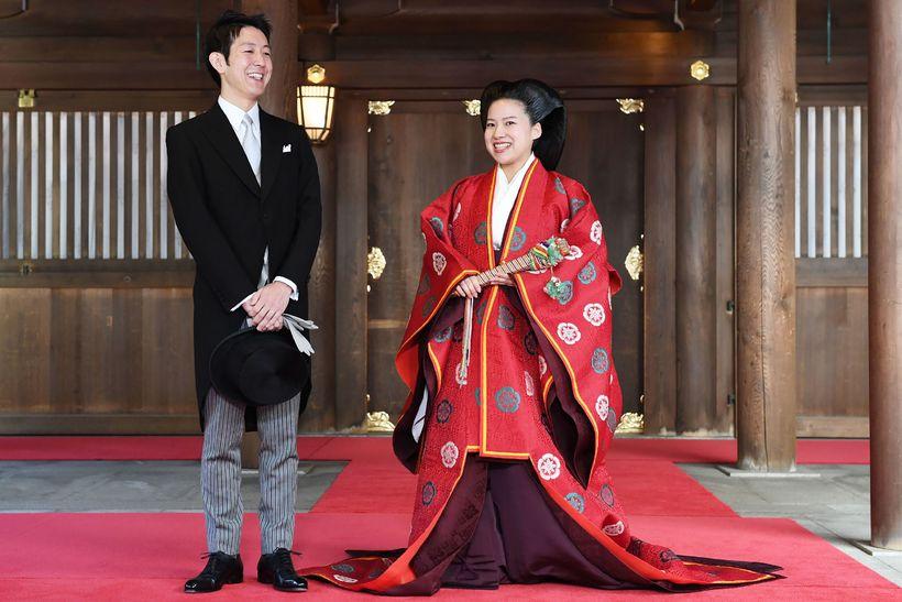 Ayako og Kei Moriya.
