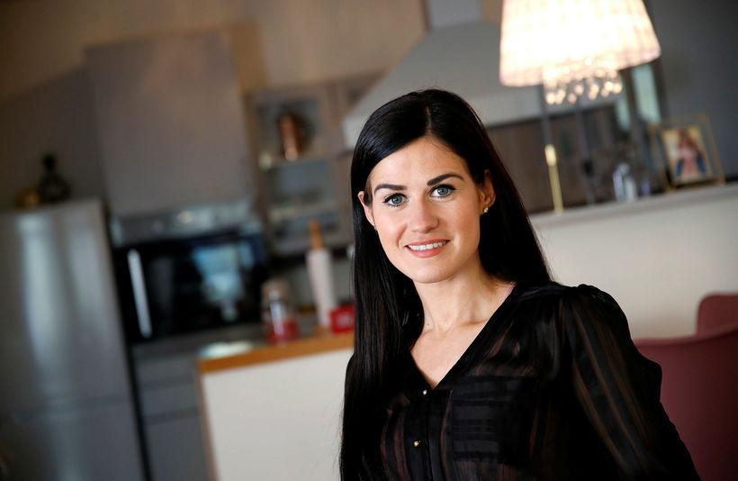 Sunna Elvíra Þorkelsdóttir lögfræðingur.