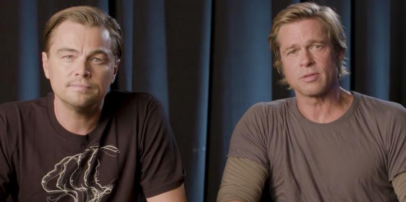 Leonardo DiCaprio og Brad Pitt hvetja kjósendur til að nýta ...