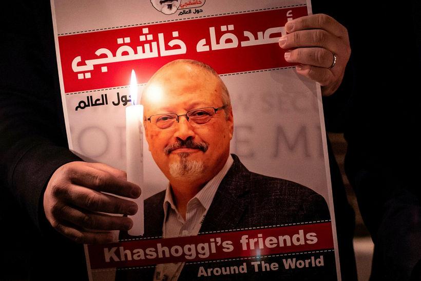 Jamal Khashoggi var myrtur 3. október. Hann virðist hafa áttað ...