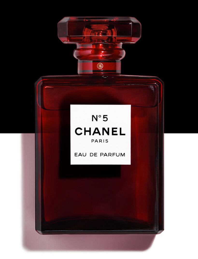 Chanel N°5 Eau de Parfum.