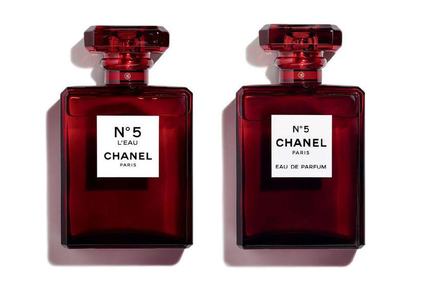 Hið eilífa Chanel N°5 Eau de Parfum kemur nú í ...