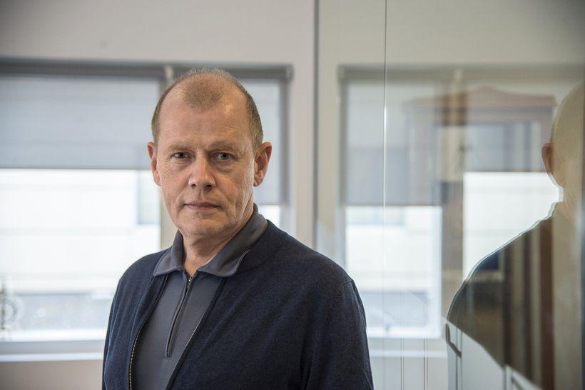 Guðmundur Helgi Þórarinsson er formaður VM.