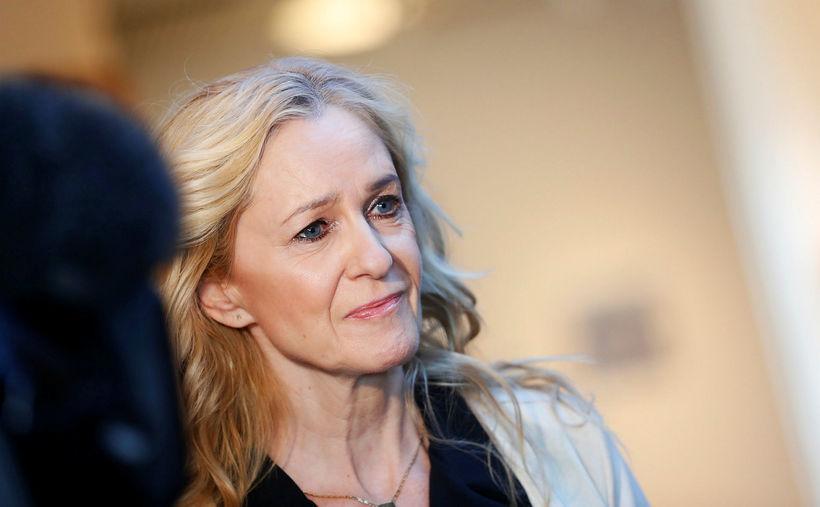 Kolbrún Baldursdóttir borgarfulltrúi.