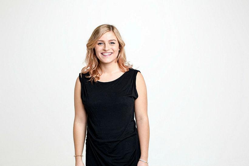 Hulda Hjálmarsdóttir, framkvæmdastjóri Krafts.