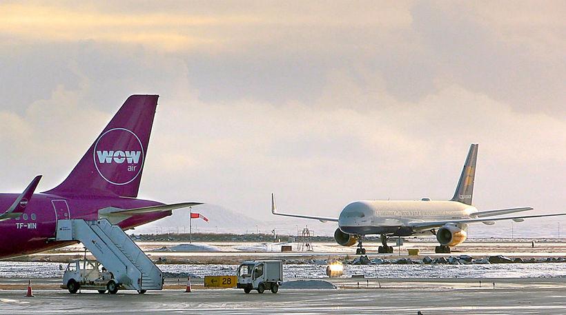 Icelandair Group hefur staðið í samningum við kröfuhafa sína á ...