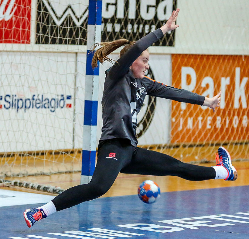 Katrín Ósk Magnúsdóttir, markvörður Selfoss.