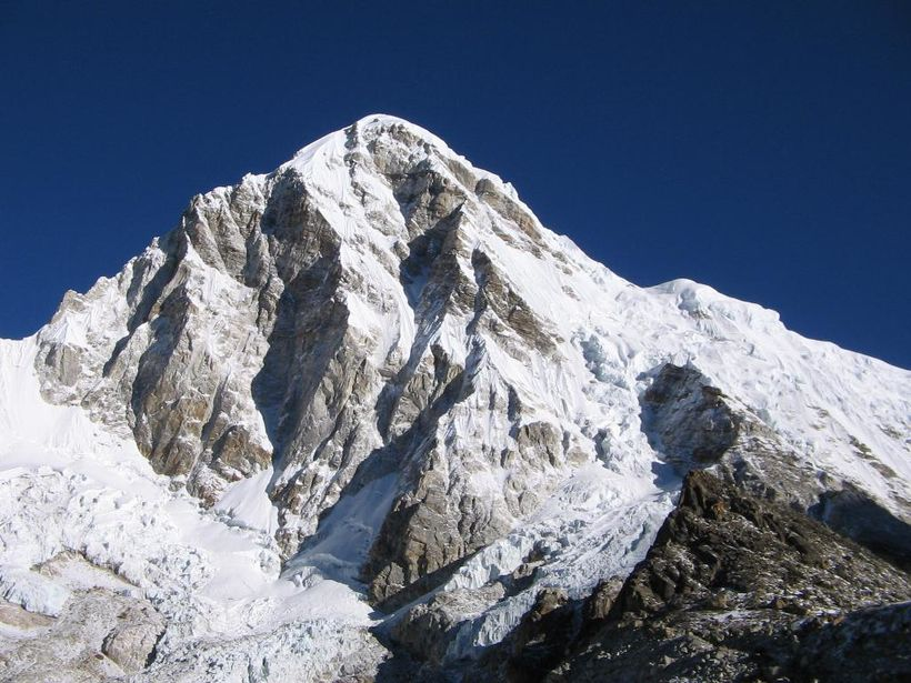 Pumori is a peak in Nepal that measures 7.161 metres.