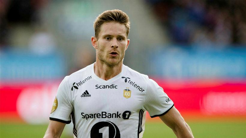 Matthías Vilhjálmsson hefur nú fagnað norska meistaratitlinum fjórum sinnum.