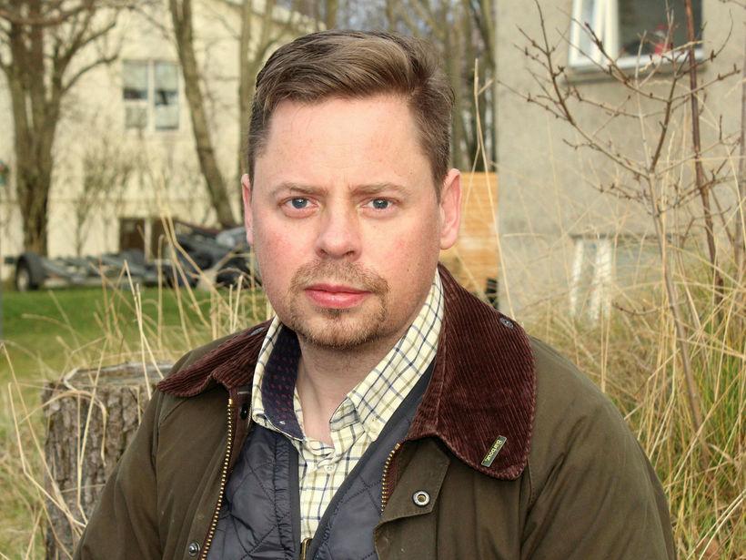 Rót vandans felst í samfélagsgerðinni, segir Vigfús Bjarni Albertsson um ...