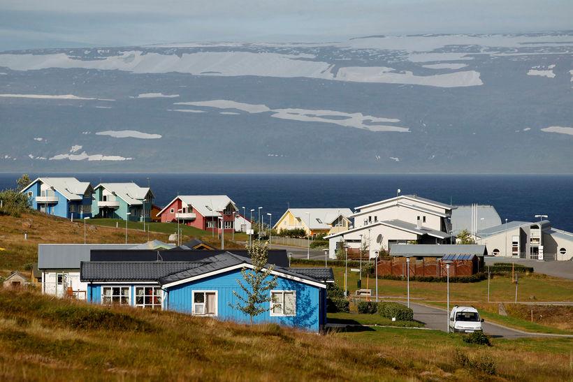 Mörg störf myndu skapast með starfsemi kalkþörungaverksmiðju á Súðavík.